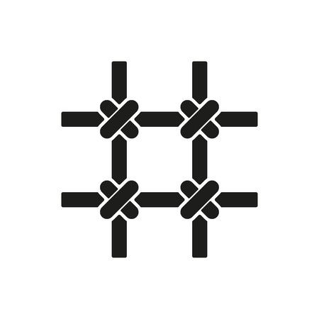 incarceration: El icono de barras de la prisi�n