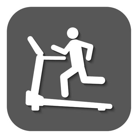 crosstrainer: Cross trainer machine icon