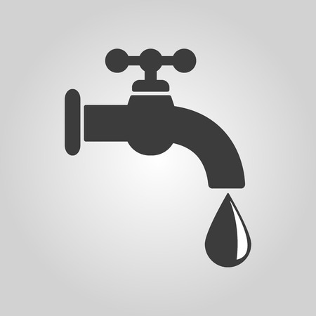 tap water: The tap water icon