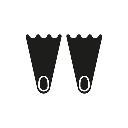 flippers: The flippers icon