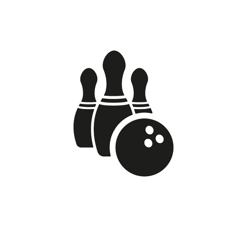 The bowling icon