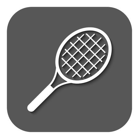 The tennis icon