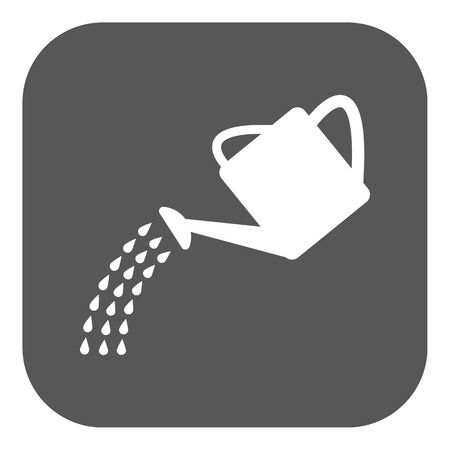 irrigation equipment: The watering can icon