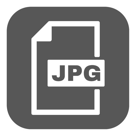 jpg: The JPG icon Illustration