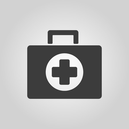 firstaid: The medicine chest icon