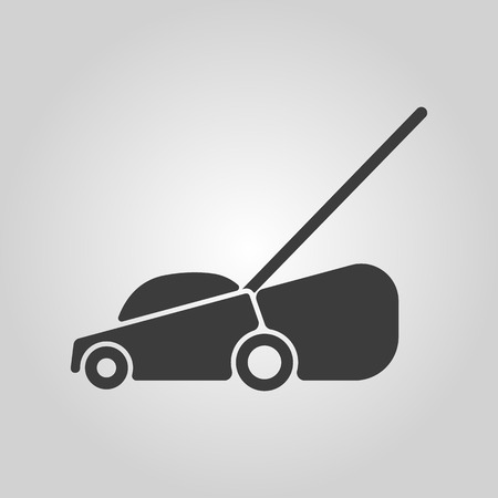The lawn mower icon