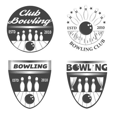 Bowling labels