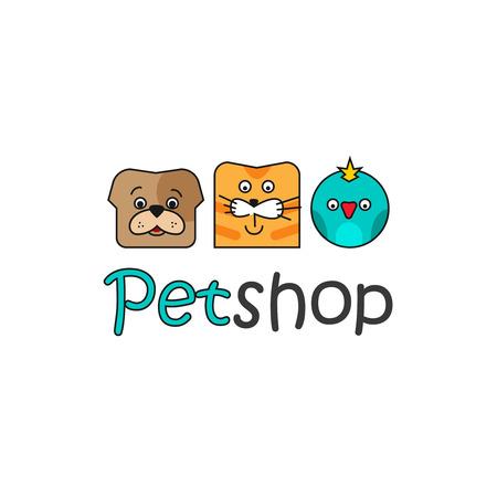 petshop: Pet shop vector