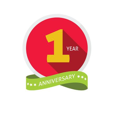 Anniversary 1st