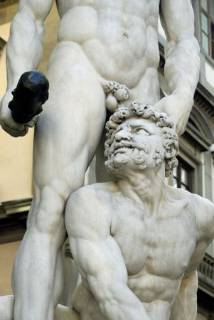 reproduction: hercules and cacus,reproduction