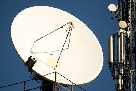 satelital receptor photo