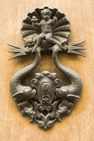 doorknocker photo