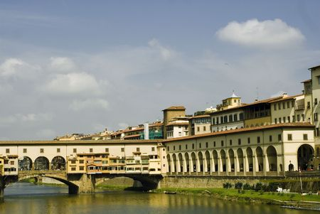 old bridge,florence Stock Photo