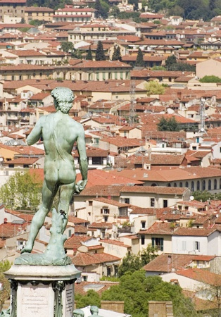the city of florence Stock Photo - 11379679