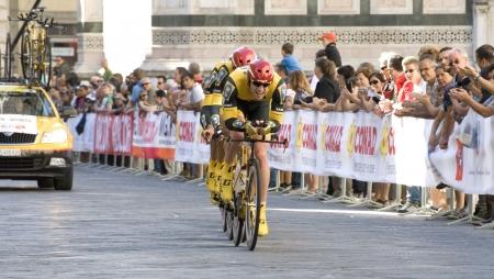 Weg UCI wereldkampioenschap 2013 ploegentijdrit man, de Weg UCI wereldkampioenschap Redactioneel