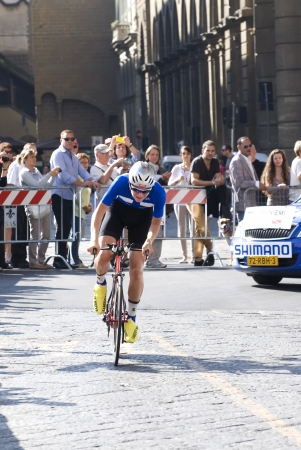 Uci road world championship 2013  Florence,italy Editorial