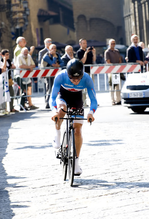 FLORENCE-SEPTEMBER 2013  UCI road World Championship in florence
