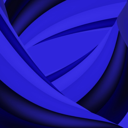 wallpaper abstract: blue background, wavy wallpaper, abstract wave