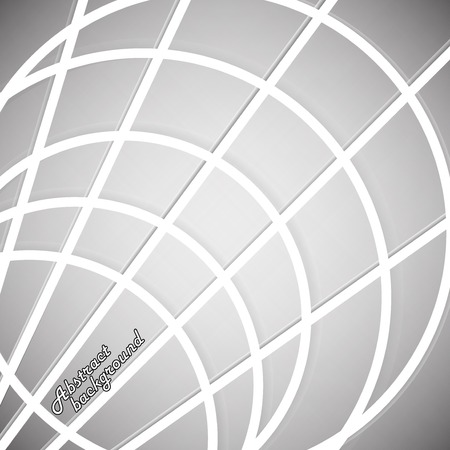 grey background: fondo gris, web, Shadow Line, dise�o de fondo Vectores