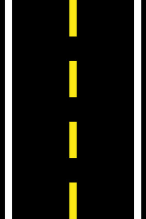 road surface: Background with road marking. Vector illustration. Eps10 Illustration