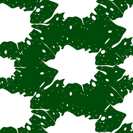 blots: Colorful blots.  Illustration