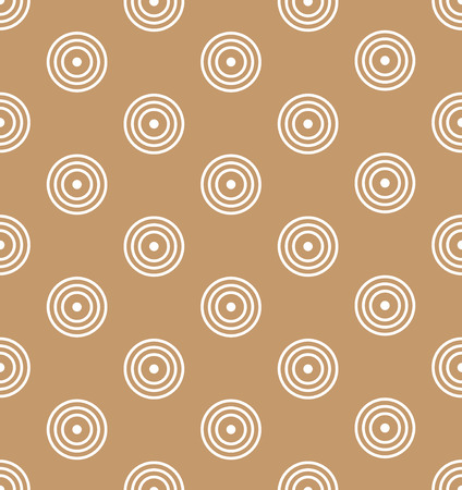 wallpaper  eps 10: Seamless pattern with circles. Modern stylish texture. Vector background. Eps 10