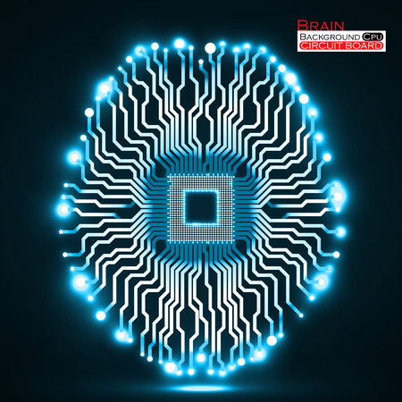 technology background:  Abstract technology background.