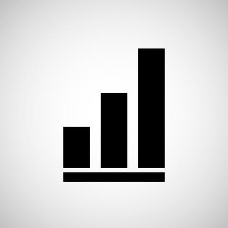 trend: Trend. Vector illustration