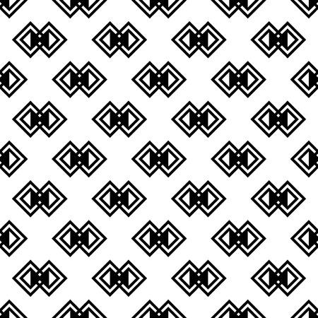 bonito: patrón de papel tapiz transparente. Textura con estilo moderno. Fondo geométrico. Ilustración del vector. eps 10 Vectores