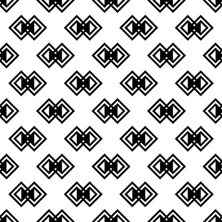 beautiful: Seamless wallpaper pattern. Modern stylish texture. Geometric background. Vector illustration. Eps 10