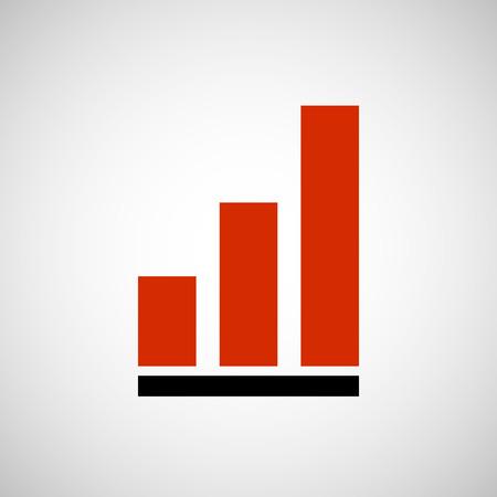 trend: Trend. Vector illustration. Illustration