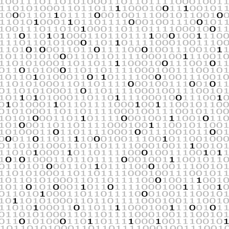 nexus: Abstract technology background with binary computer code Illustration