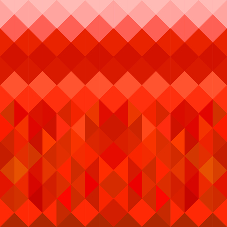 web site design template: Abstract colorful background from squares. Geometric pattern Illustration