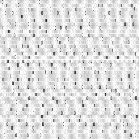 Abstract technology background with binary computer code  イラスト・ベクター素材