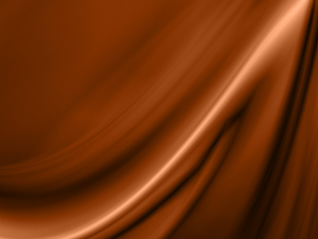 Abstract background, futuristic wavy shapes, vector backdrop Illustration