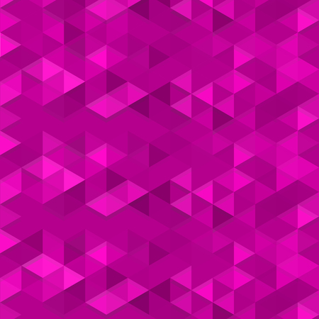 Abstract polygonal pattern of triangles. Geometric colorful mosaic background