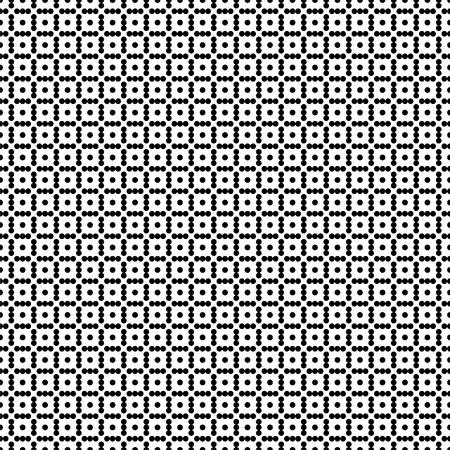 Seamless wallpaper pattern of pixeles. Modern stylish texture. Geometric background