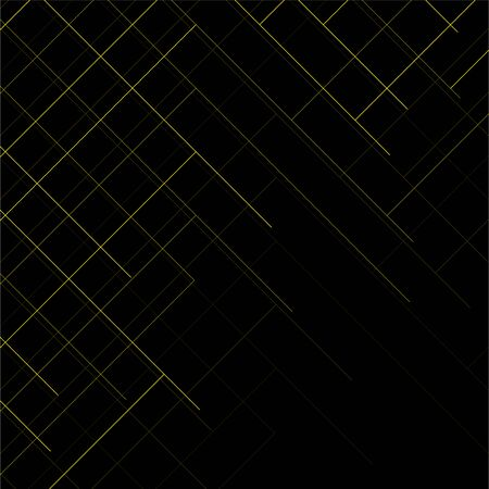Abstract background of lines with transparency. Vector  イラスト・ベクター素材