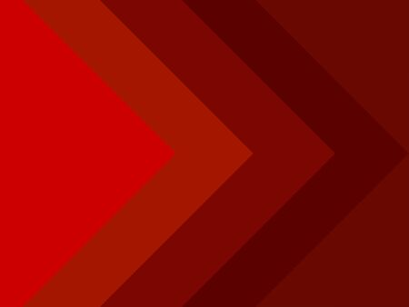Red triangles vector background geometric overlap layer for background design