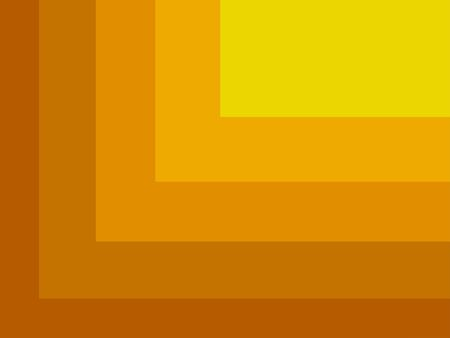 Yellow squares vector background geometric overlap layer for background design
