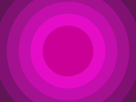 Colorful circles vector background geometric overlap layer for background design