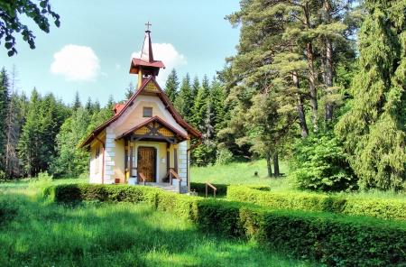 Church in nature