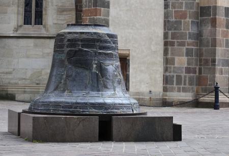 historic bell     Reklamní fotografie