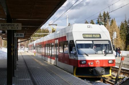 horská tramvaj Redakční