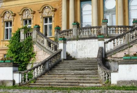 neo barokní schodiště