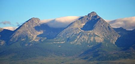 High Tatras in summer