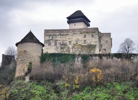 Trencin castle   Redakční