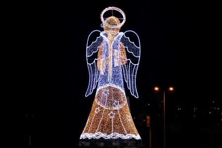 Cristmas angel