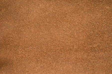 Brown pressed leather photo