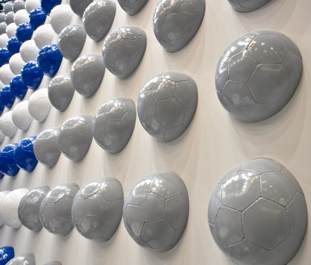 balls in the wall photo